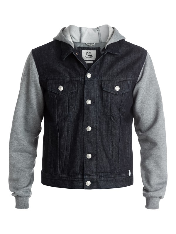 0 Deadwater Flacket Rinsed  EQYJK03070 Quiksilver