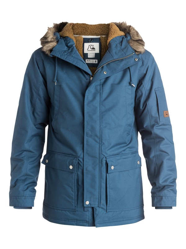 0 Ferris 10K Cold Weather Jacket  EQYJK03122 Quiksilver