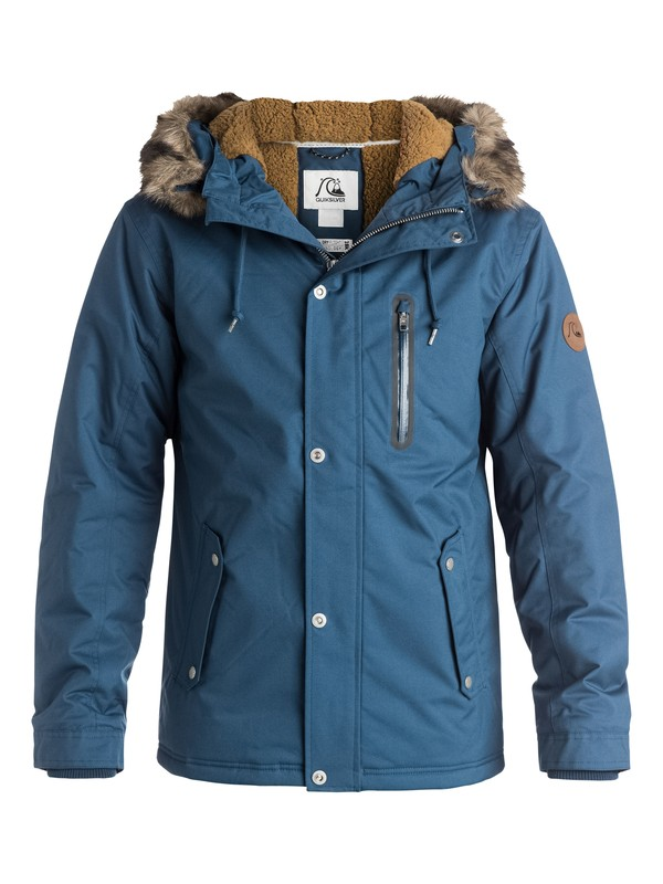 0 Arris 10K Cold Weather Jacket  EQYJK03123 Quiksilver