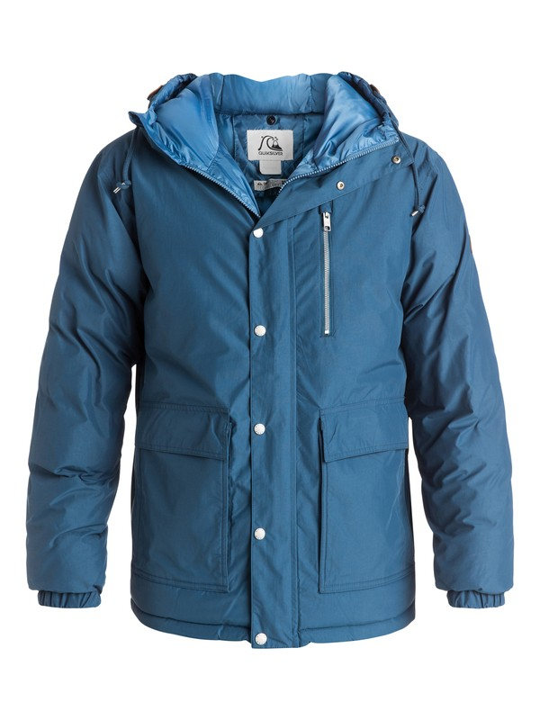 0 Role Reversible 10K Cold Weather Jacket  EQYJK03125 Quiksilver