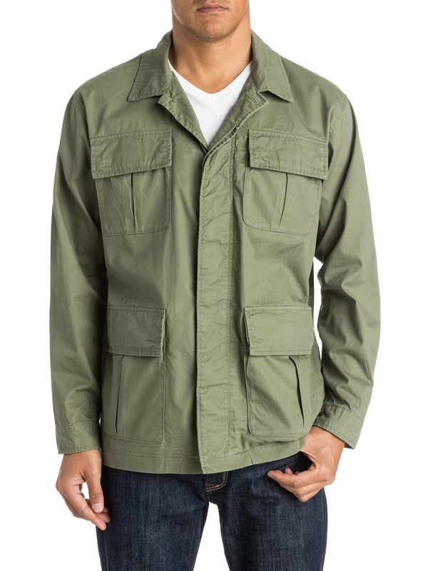 0 Lankdale Jacket  EQYJK03144 Quiksilver