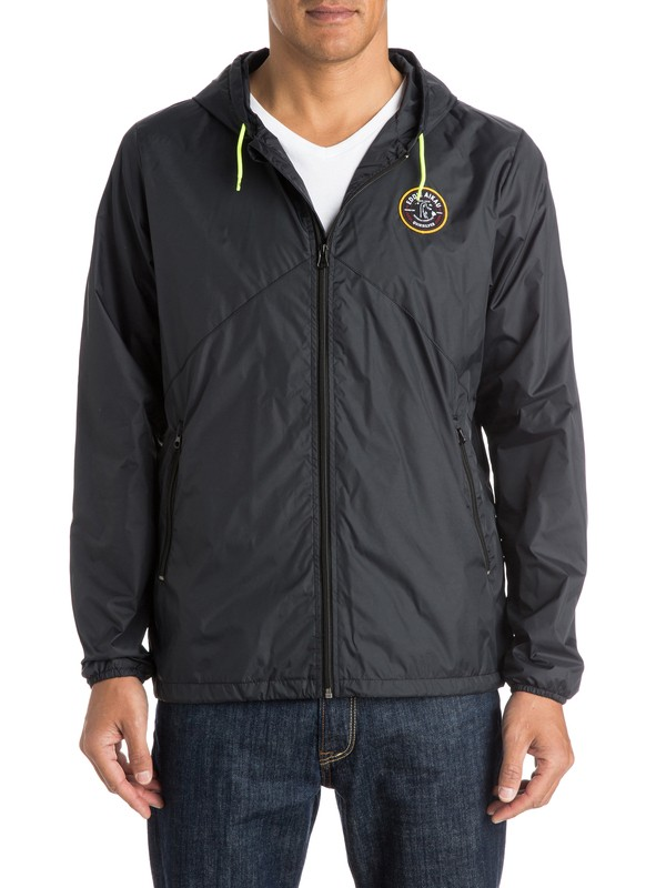 0 Everyday Eddie Aikau Windbreaker Jacket  EQYJK03147 Quiksilver