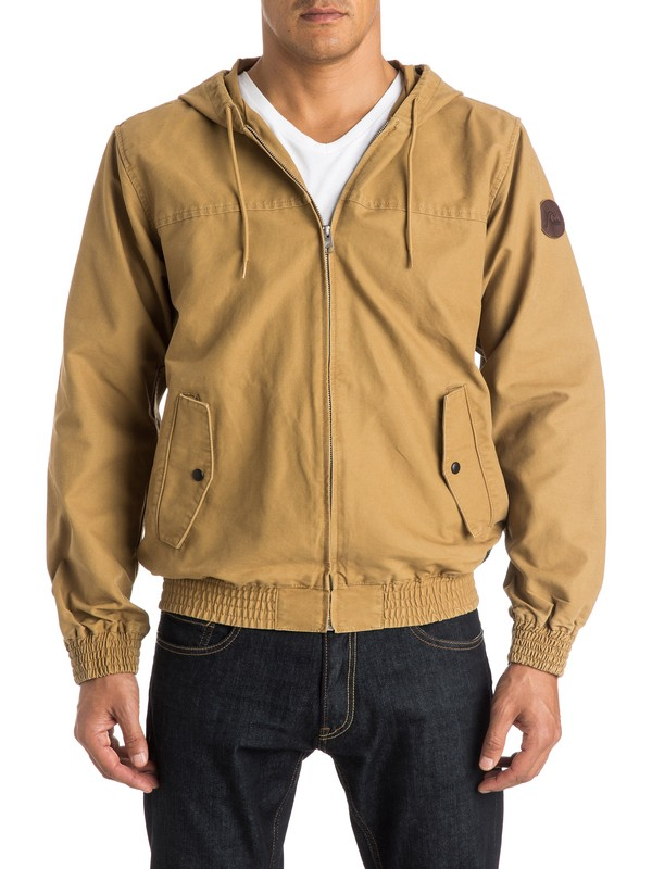 0 Brooks Jacket  EQYJK03161 Quiksilver