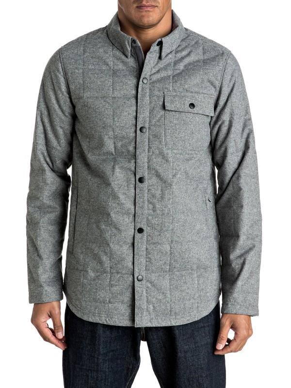 0 Agent - Insulator Shirt Jacket  EQYJK03210 Quiksilver
