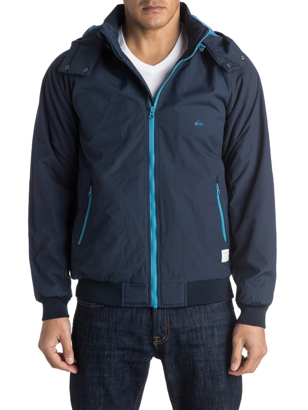 0 Out The Back - veste  EQYJK03225 Quiksilver