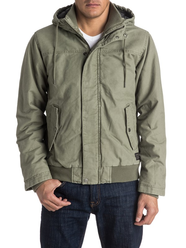 0 Everyday Brooks Jacket  EQYJK03231 Quiksilver