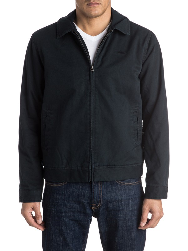 0 Everyday Billy Harrington Jacket  EQYJK03235 Quiksilver