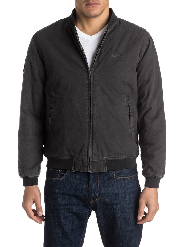 0 Deny All Bomber Jacket  EQYJK03244 Quiksilver