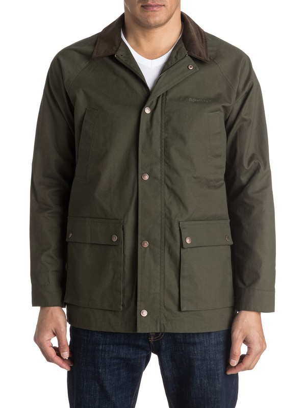 0 Full Ban - Veste multipoches  EQYJK03252 Quiksilver