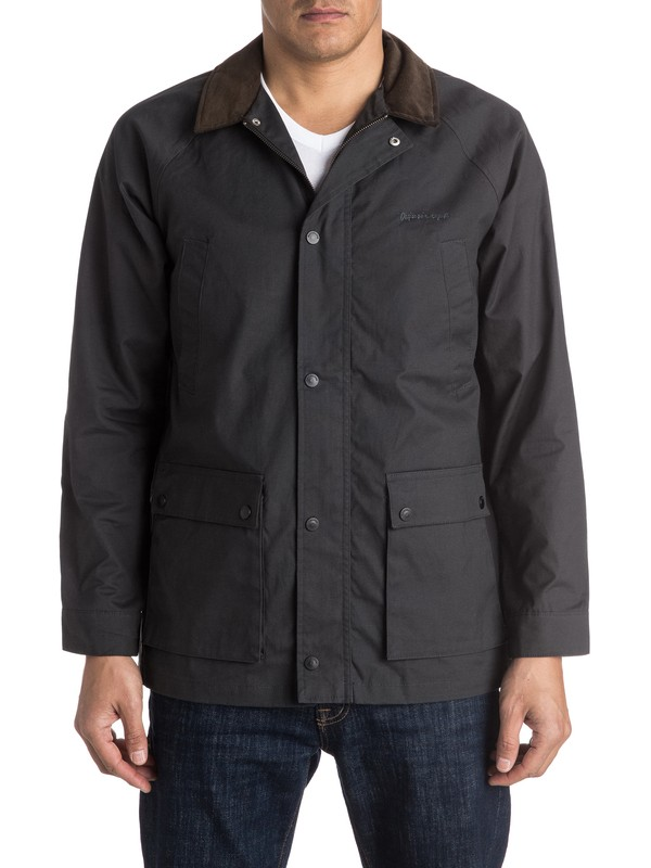 0 Full Ban Wax Jacket  EQYJK03252 Quiksilver
