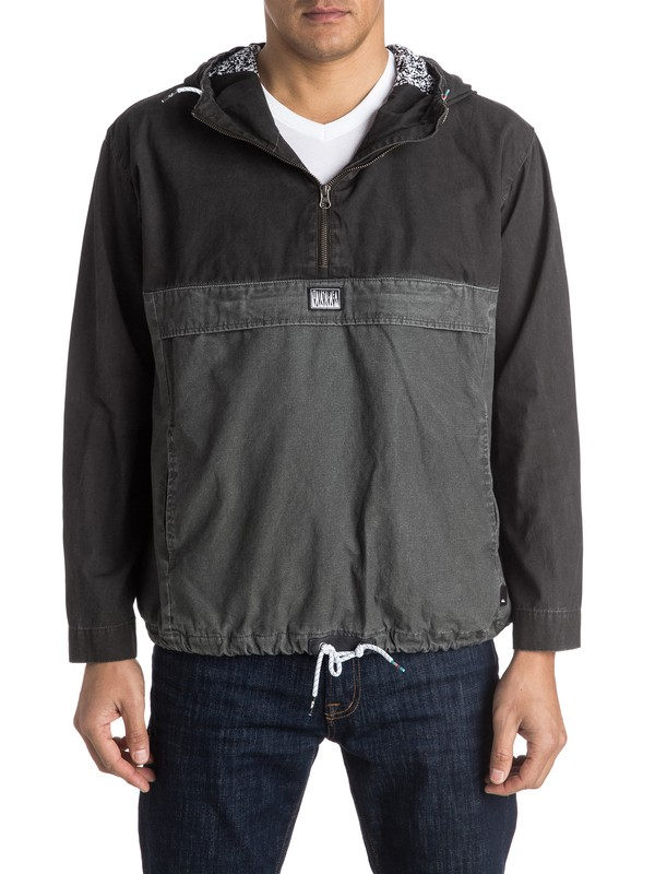 0 Surf Pullover Jacket  EQYJK03253 Quiksilver