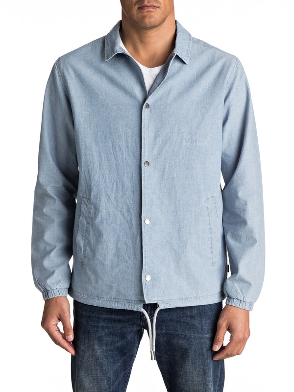 0 Gage Dubs - Coupe-Vent  EQYJK03289 Quiksilver