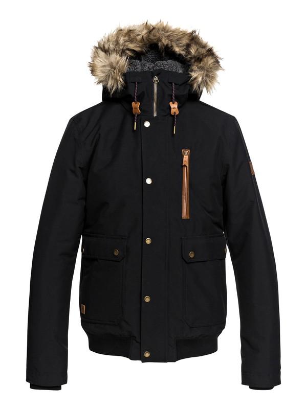 0 Куртка Arris Черный EQYJK03411 Quiksilver