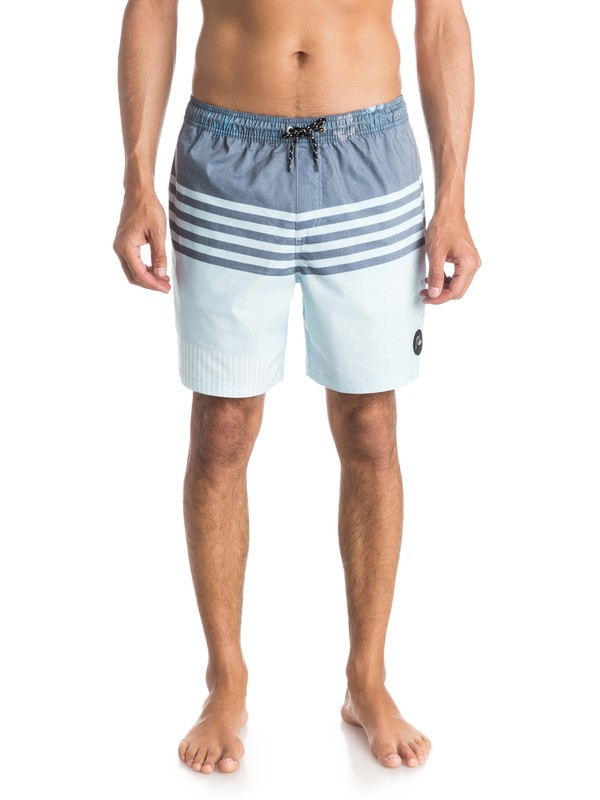 "0 Swell Vision 17"" Volley Boardshorts  EQYJV03034 Quiksilver"