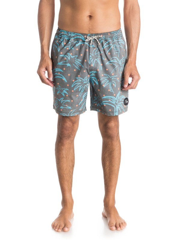 "0 Vibe Tribe 17"" Volley Boardshorts  EQYJV03036 Quiksilver"