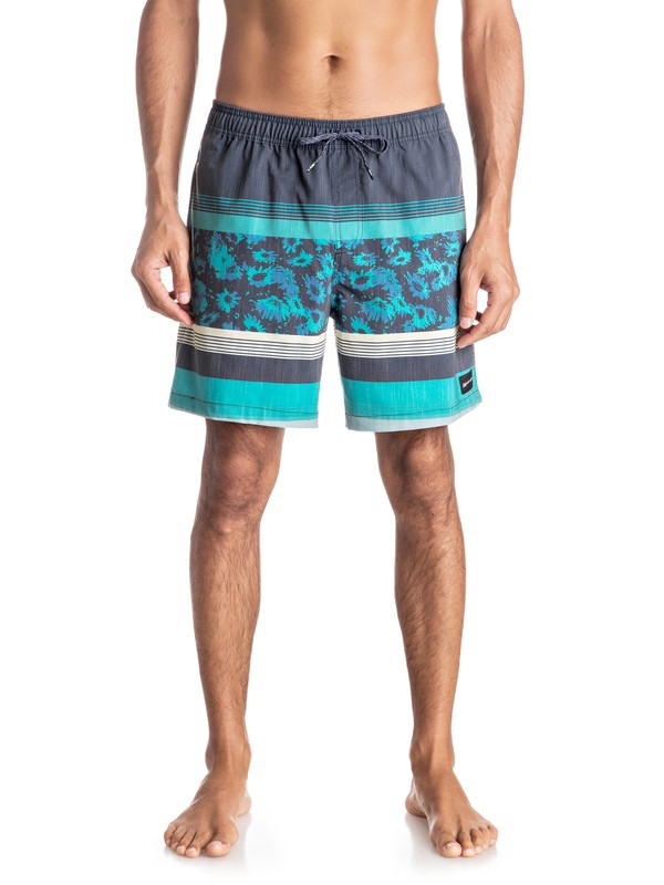 """0 Swell Vision 17"""" Volley Boardshorts  EQYJV03189 Quiksilver"""