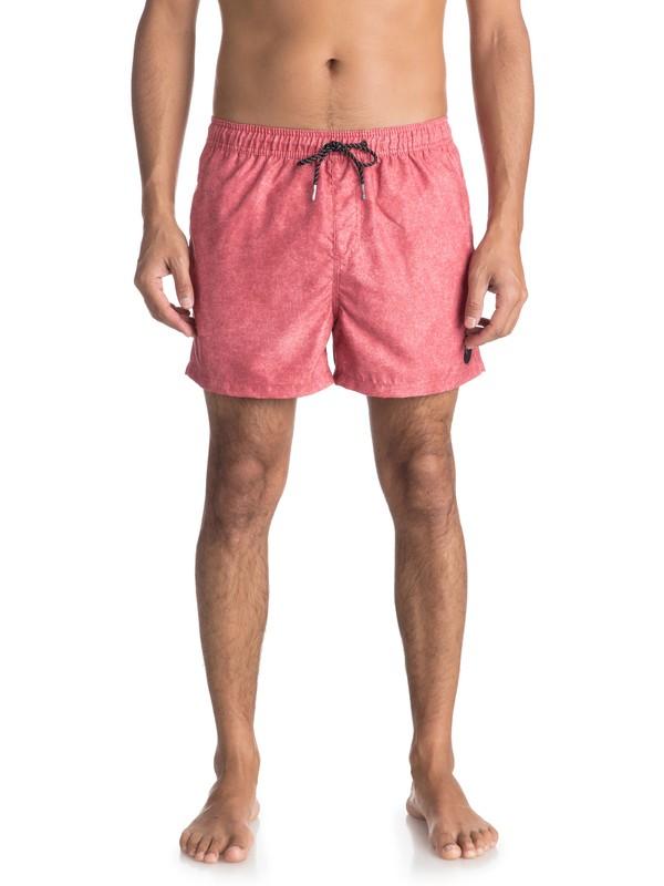 """0 Пляжные шорты Acid 15"""" Розовый EQYJV03307 Quiksilver"""