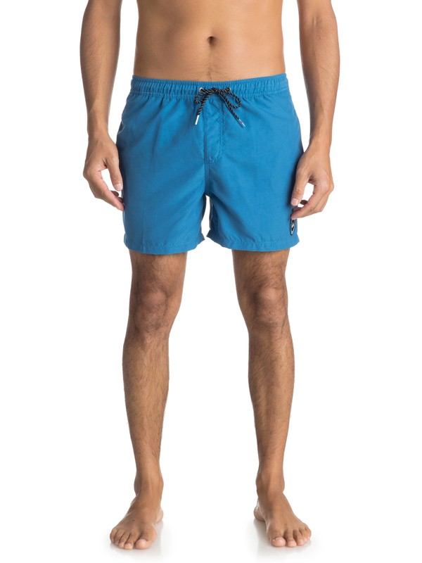 "0 Everyday 15"" - Swim Shorts for Men Blue EQYJV03318 Quiksilver"