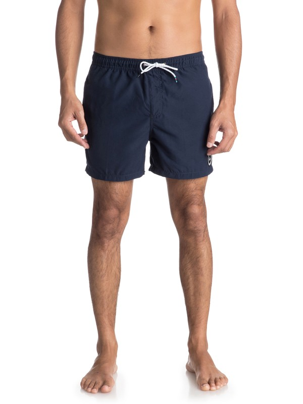 "0 Everyday 15"" - Swim Shorts for Men Blue EQYJV03318 Quiksilver"