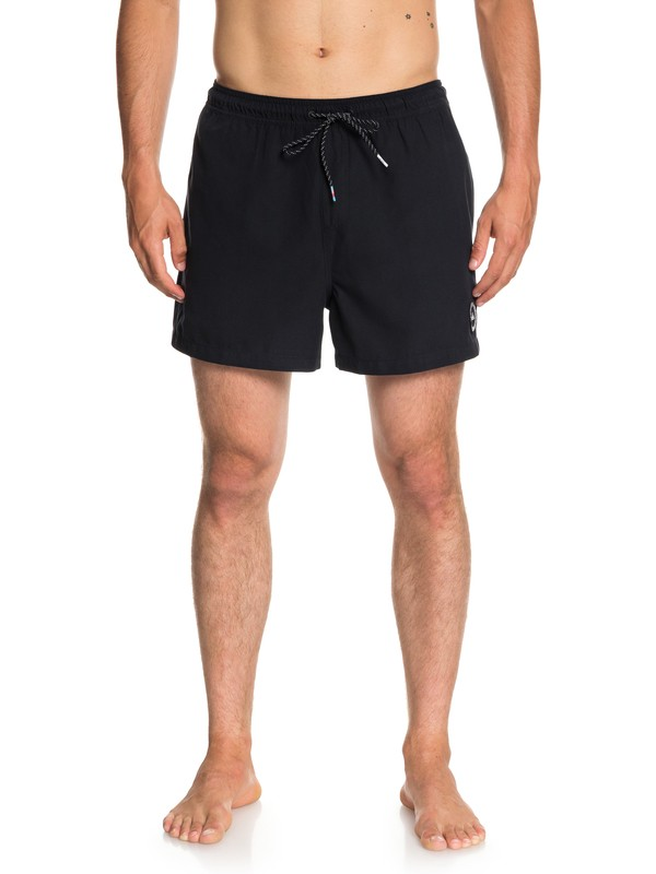 "0 Everyday 15"" - Swim Shorts for Men Black EQYJV03318 Quiksilver"