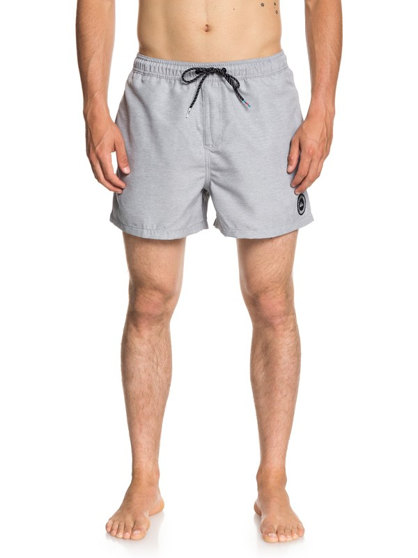 "0 Everyday 15"" - Swim Shorts for Men Grey EQYJV03318 Quiksilver"