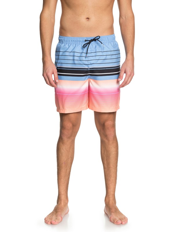 """0 Swell Vision 17"""" - Volley Boardshorts  EQYJV03346 Quiksilver"""