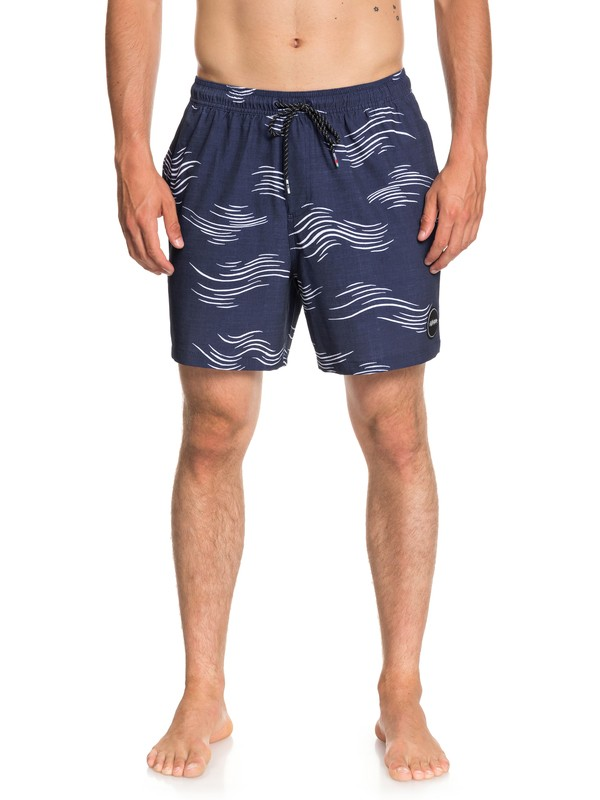 "0 Variable 17"" - Swim Shorts for Men Blue EQYJV03358 Quiksilver"
