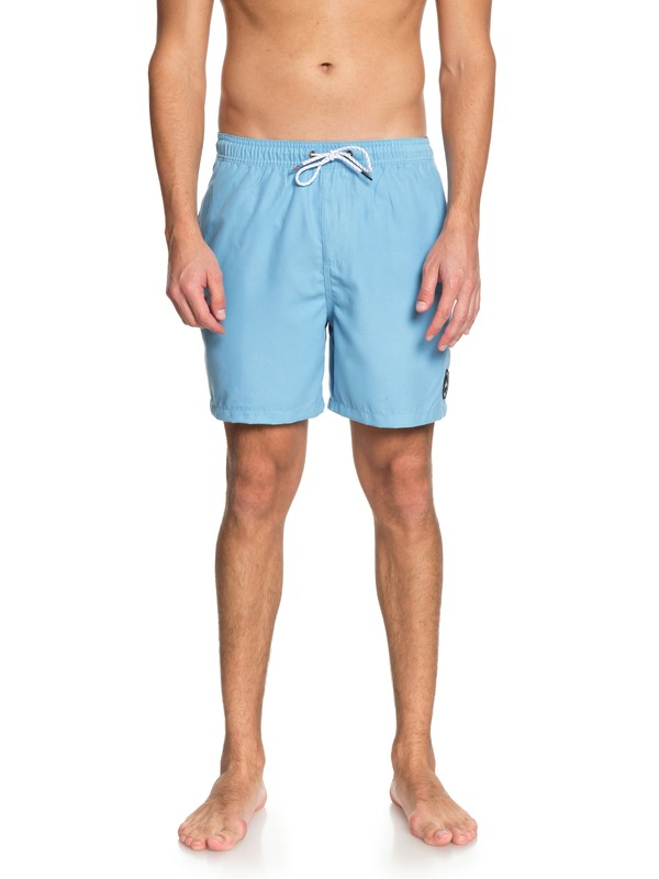 "0 Everyday 17"" - Volley Boardshorts Blue EQYJV03365 Quiksilver"