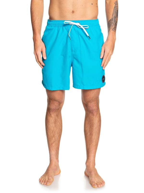 "0 Everyday 17"" Volleys Blue EQYJV03406 Quiksilver"