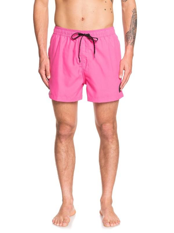"0 Everyday 17"" Volleys Pink EQYJV03406 Quiksilver"