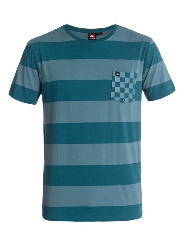 0 OCALA Pocket Tshirt  EQYKT00013 Quiksilver