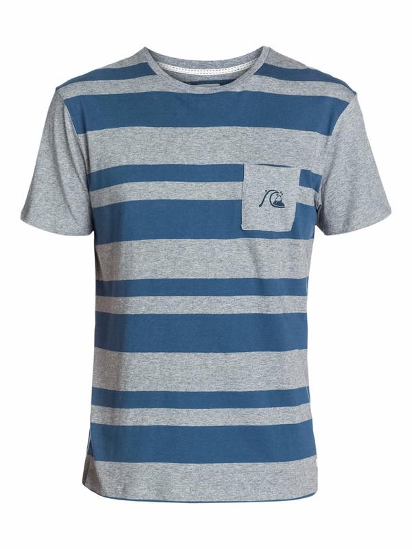 0 Antons Modern Fit T-Shirt  EQYKT03096 Quiksilver