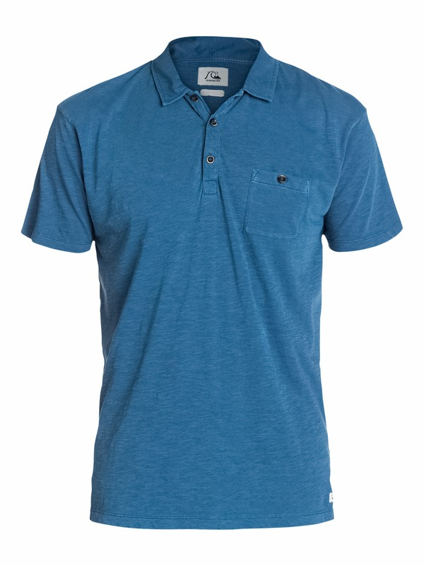 0 Haworth Polo Shirt  EQYKT03120 Quiksilver