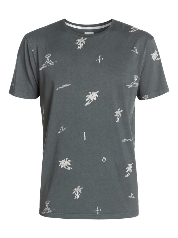 0 Stranded T-Shirt  EQYKT03145 Quiksilver