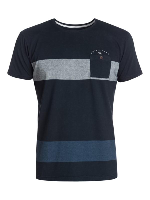 0 Twin Fin T-Shirt  EQYKT03146 Quiksilver