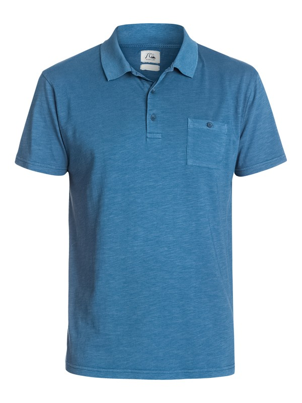 0 Voices Polo Shirt  EQYKT03150 Quiksilver