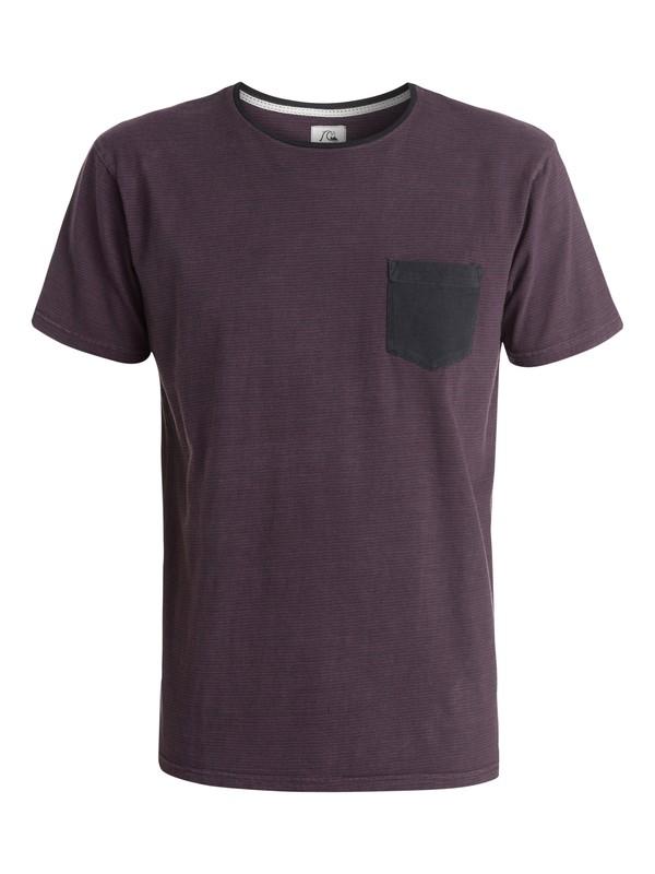 0 Feeder Man - T-shirt  EQYKT03175 Quiksilver
