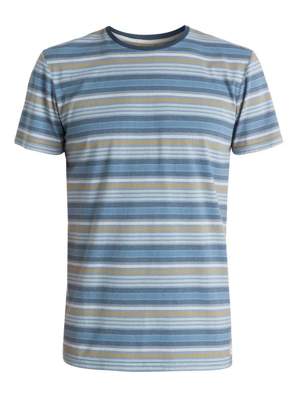 0 Stripey Stripe Tee  EQYKT03182 Quiksilver