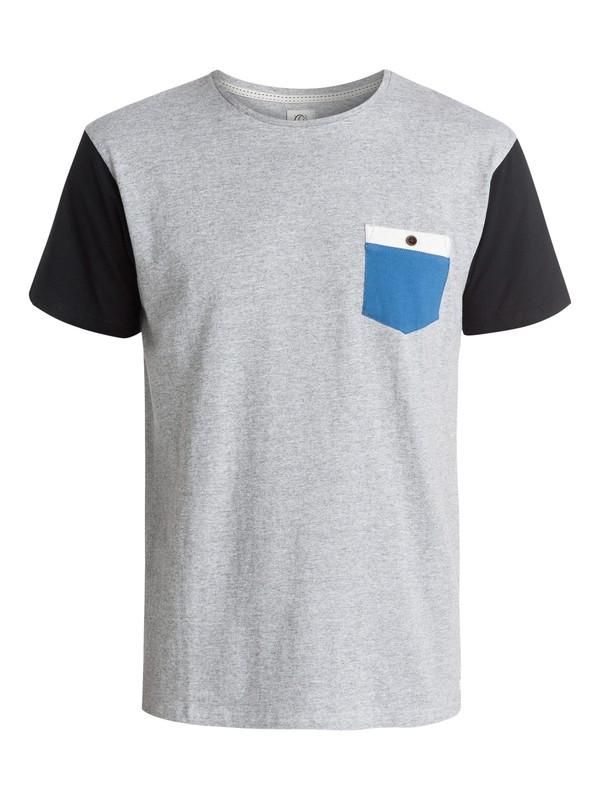 0 Bay Sic - T-shirt  EQYKT03191 Quiksilver