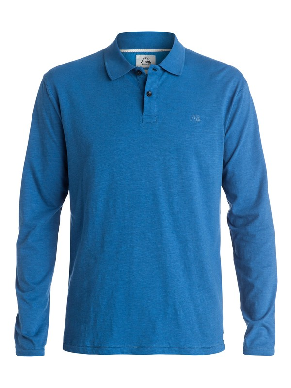 0 Life Inside - Polo manches longues  EQYKT03199 Quiksilver