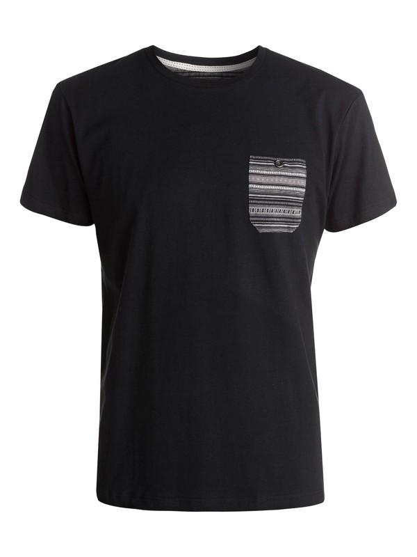 0 JAQ - T-shirt  EQYKT03218 Quiksilver