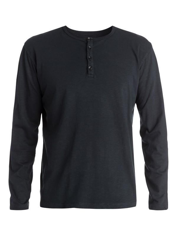 0 Harp Rivers - T-shirt henley manches longues  EQYKT03220 Quiksilver