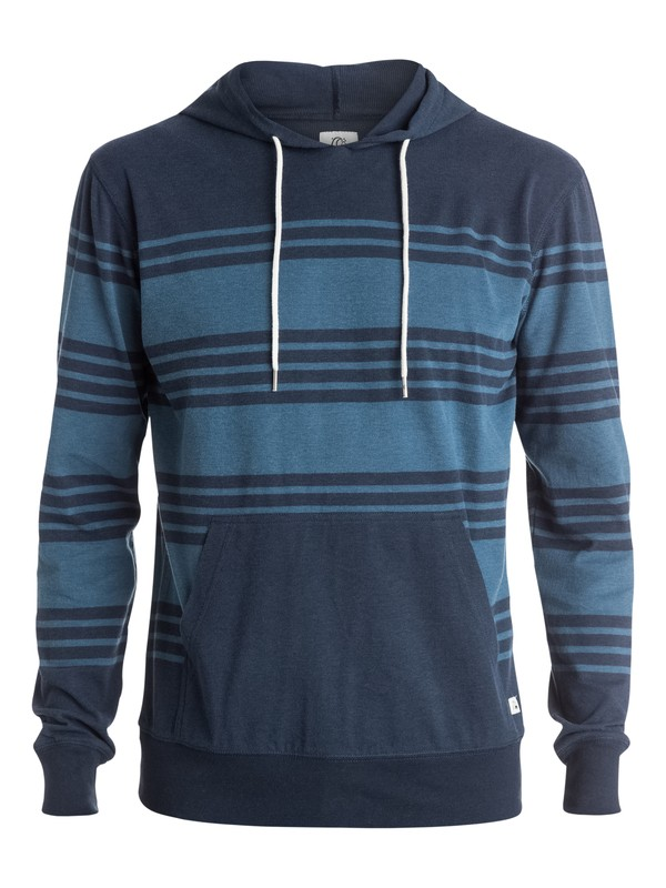 0 Snit Stripe Hooded Sweater  EQYKT03228 Quiksilver