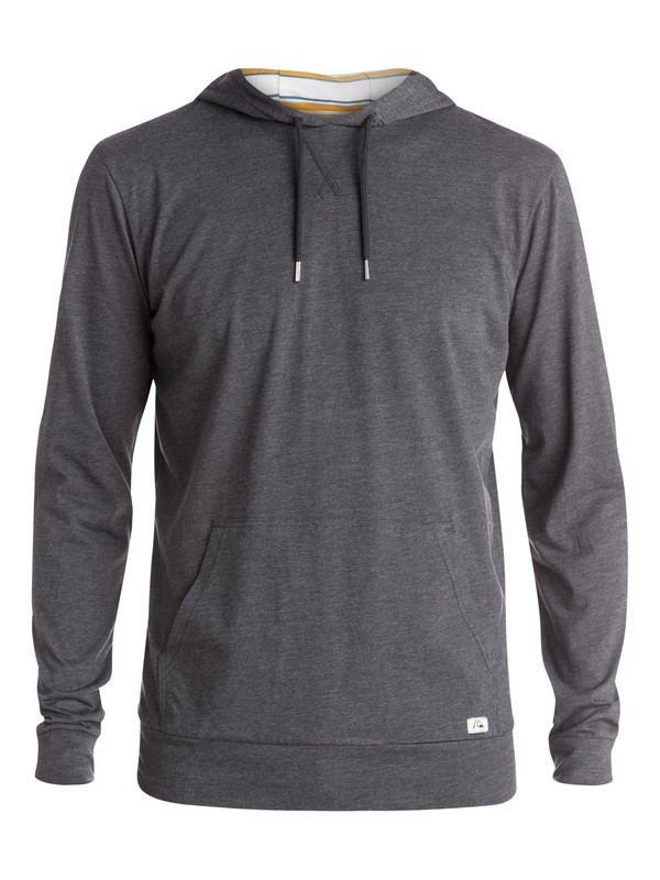 0 Put On Hooded T-Shirt  EQYKT03250 Quiksilver