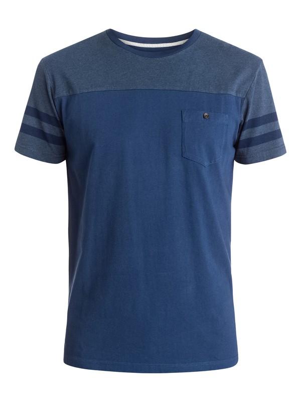 0 Simmer Man T-Shirt  EQYKT03256 Quiksilver