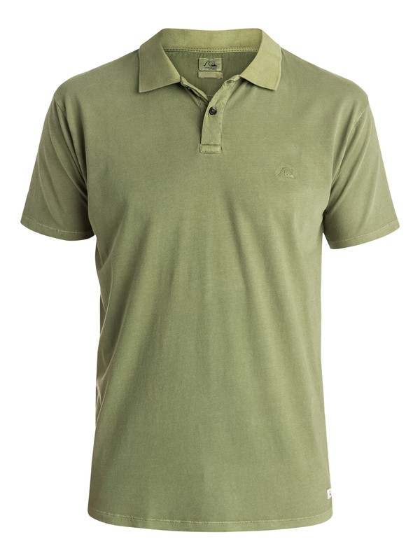 0 Life Outside Polo Shirt  EQYKT03263 Quiksilver