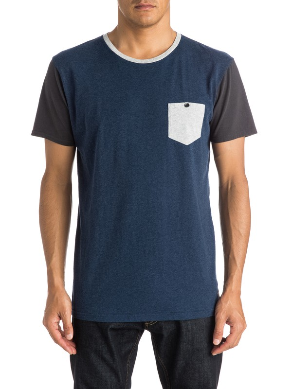 0 Baysick Pocket - Camiseta  EQYKT03274 Quiksilver