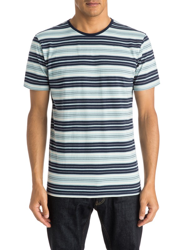 0 Dry Ice - T-Shirt  EQYKT03283 Quiksilver