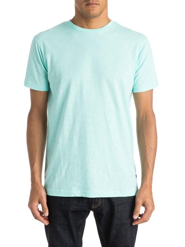 0 Everyday Slub - T-shirt  EQYKT03284 Quiksilver
