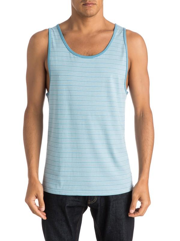 0 Stripey Type - Camiseta sin mangas  EQYKT03329 Quiksilver